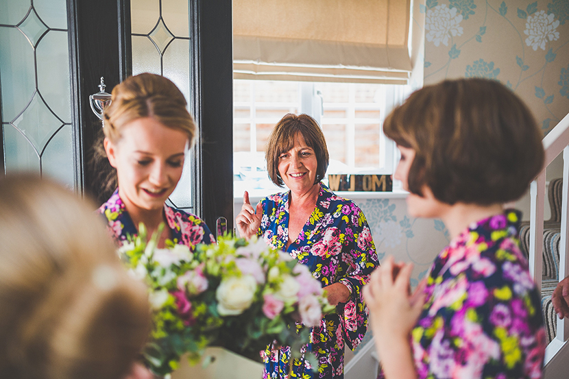 Mountains country House wedding