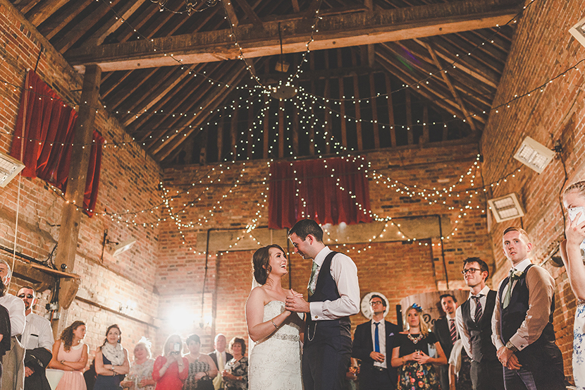 Red Brick Barn wedding, Sutton Hall wedding