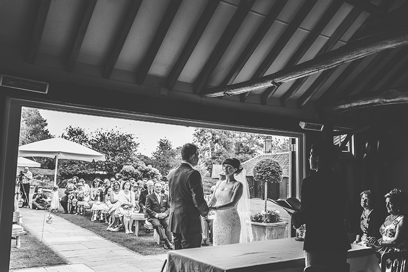 Wedding at blake Hall
