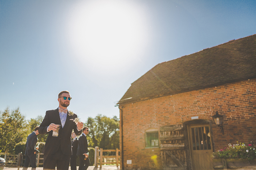 Tewinbury Farm wedding