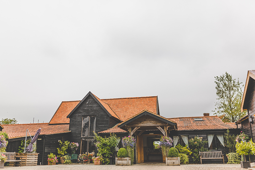 Barn wedding venues in Essex