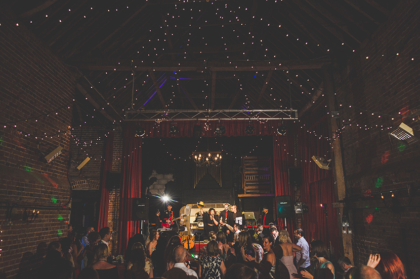 The best barn wedding venues in Essex