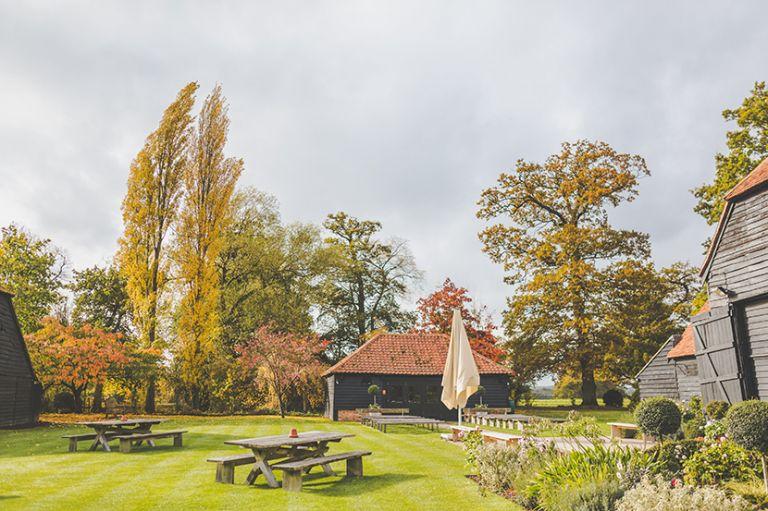 barn wedding venue essex Blake Hall review