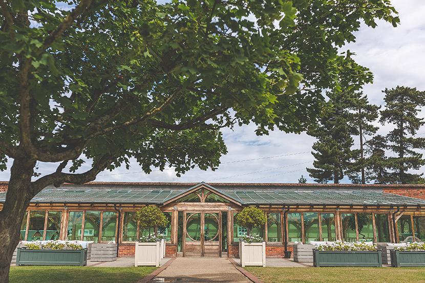 Gaynes Park Review