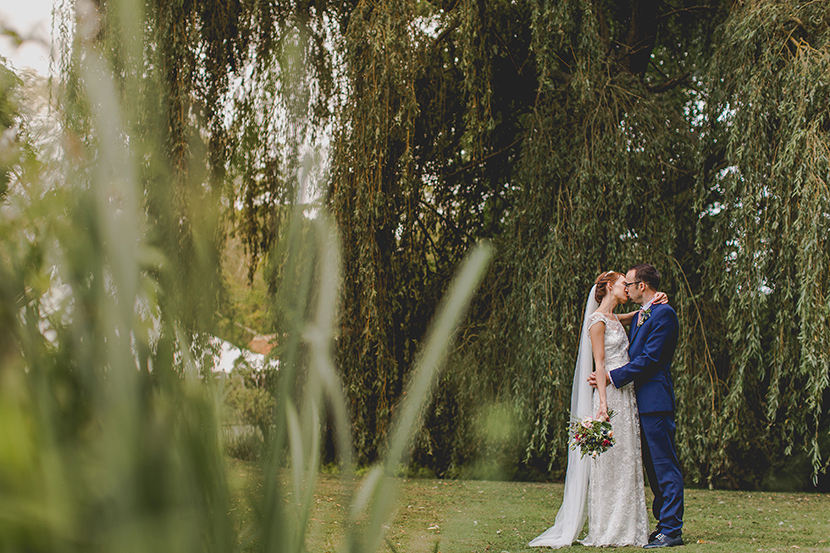 Houchins wedding venue review, Sam & Louise photography