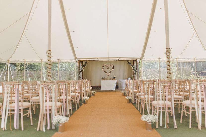 Houchins wedding venue review