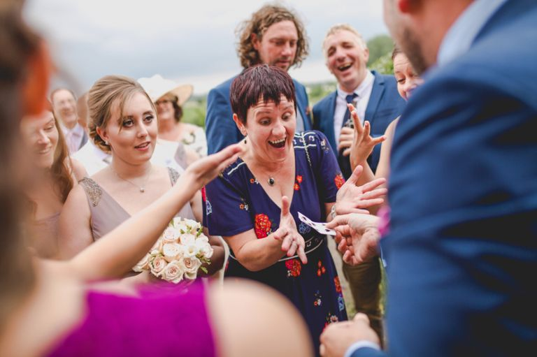 wedding at the old hall, Ely