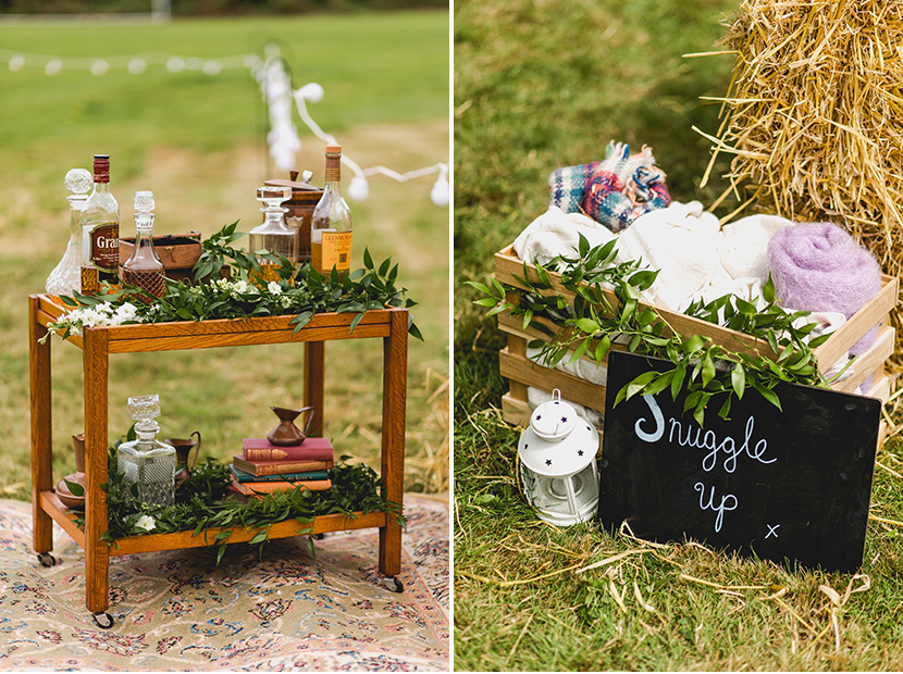 tipi wedding signs www.samandlouise.co.uk