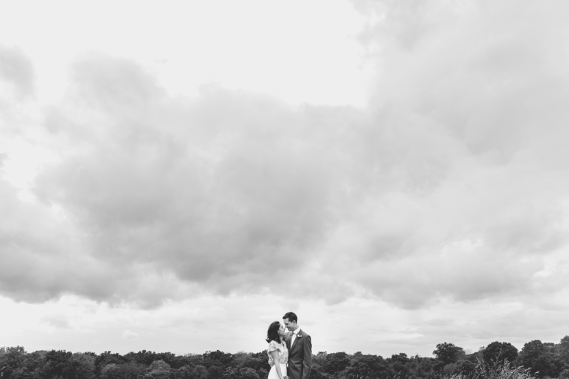 high billinghurst farm wedding