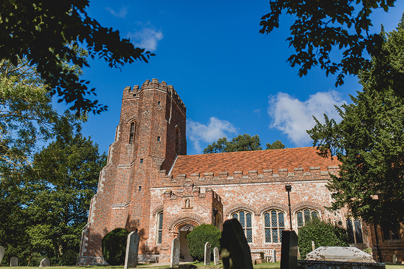 layer marney tower church