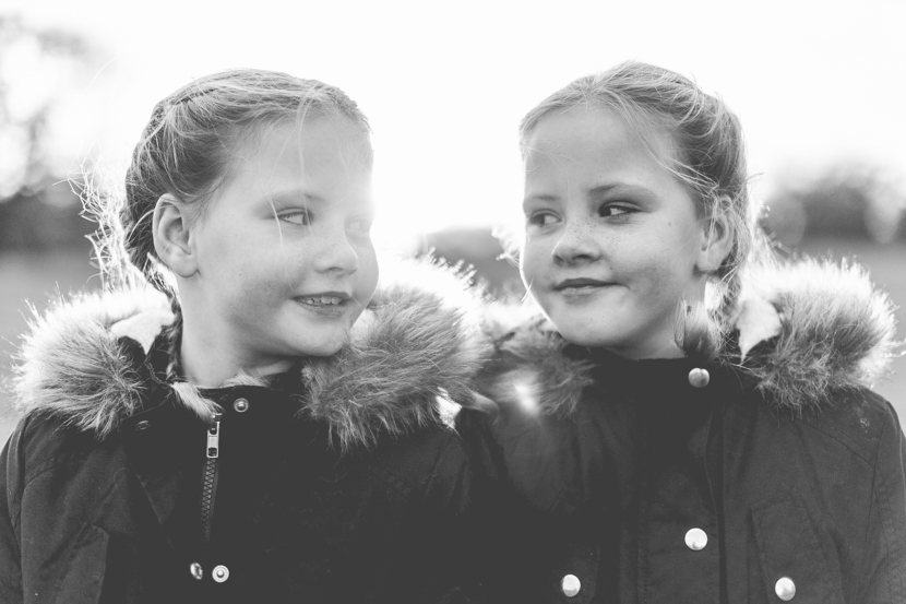 identical twins essex, family time