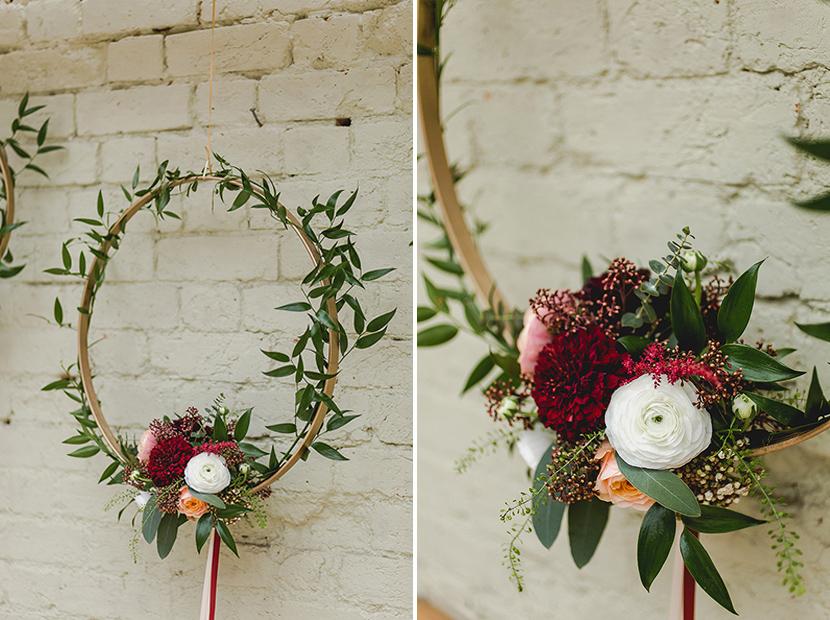 floristry hoops