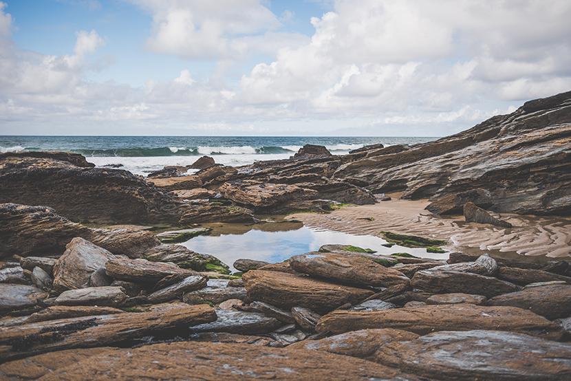 Cornwall coast landscape photography