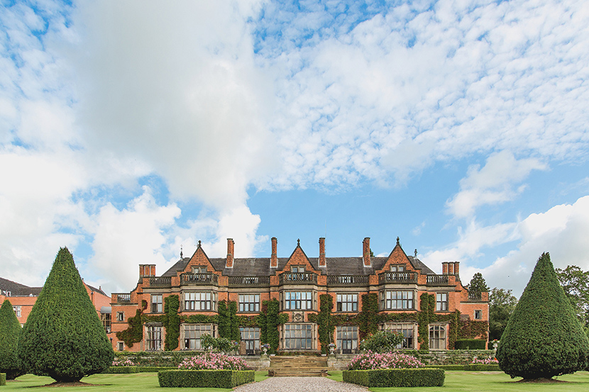 Hoar cross hall wedding venue