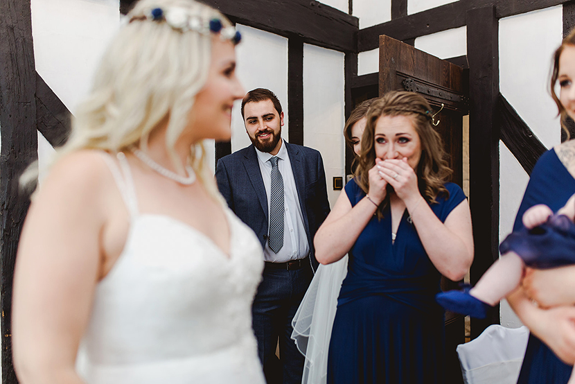 Wedding at Leez priory