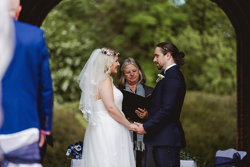 Wedding at Leez priory