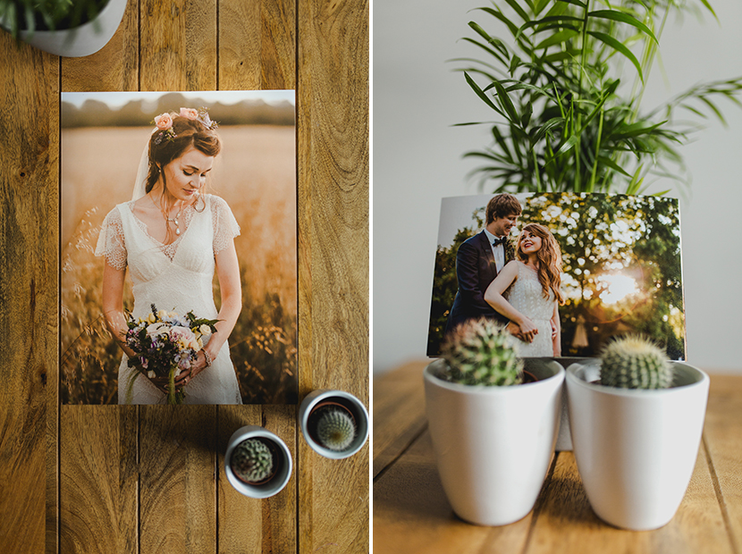 professional wedding photo prints