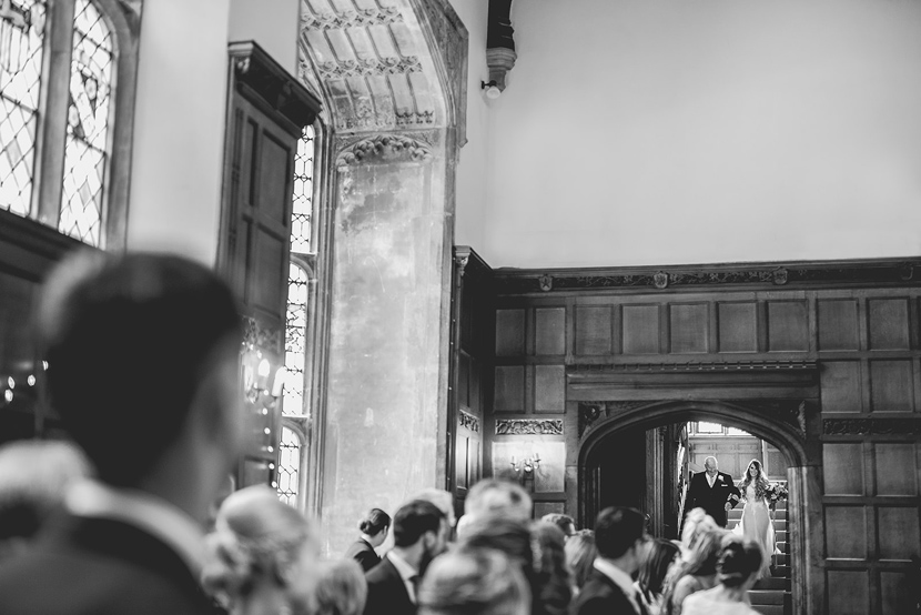 wedding at Hengrave Hall