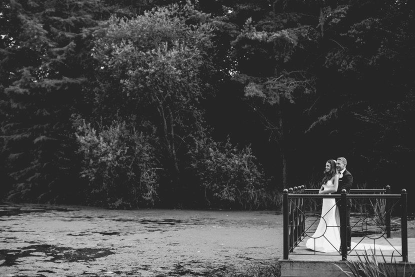 bride at wedding at he orangery maidstone